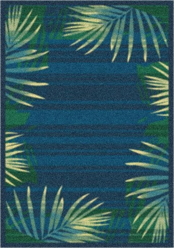 Milliken Modern Times Palm 7516 Rugs Rugs Direct