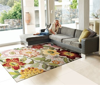Nourison Fantasy Fa 18 Rugs Rugs Direct