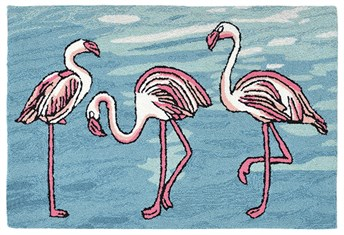 Liora Manne Front Porch Flamingo Rugs Rugs Direct