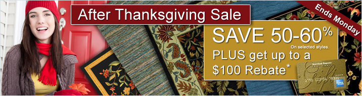 After Thanksgiving Sale Rebate Details