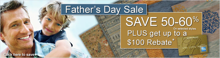 Father's Day Sale Rebate Details