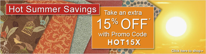 Hot Summer Savings Sale Details