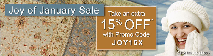Joy of January Sale Details