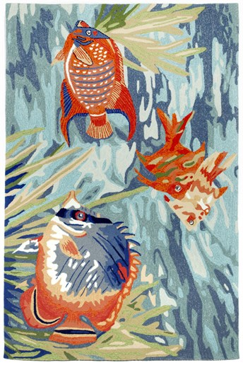 Liora Manne Ravella Tropical Fish Rugs Rugs Direct