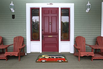 Liora Manne Front Porch Camping Trip Rugs Rugs Direct